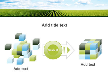 Cultivated Field PowerPoint Template Slide 17