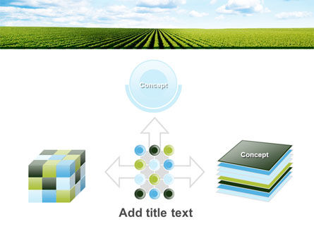 Cultivated Field PowerPoint Template Slide 19