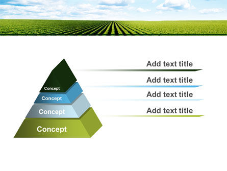 Cultivated Field PowerPoint Template Slide 4
