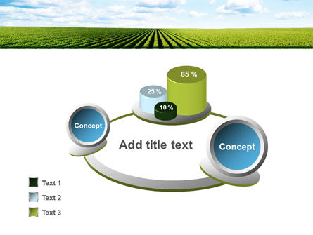 Cultivated Field PowerPoint Template Slide 6