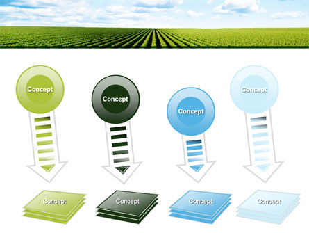 Cultivated Field PowerPoint Template Slide 8