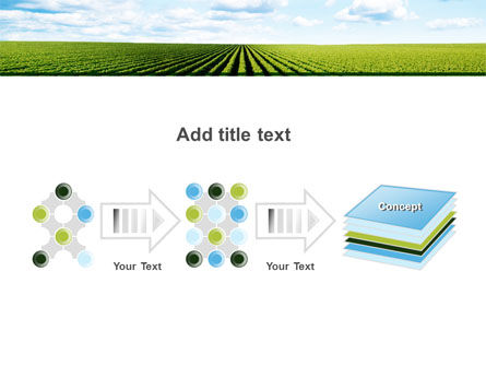 Cultivated Field PowerPoint Template Slide 9