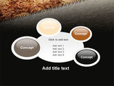 Saw PowerPoint Template#16