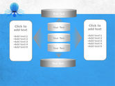 World Directions PowerPoint Template#13