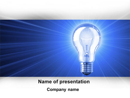 Careers/Industry: Great Idea PowerPoint Template #09233