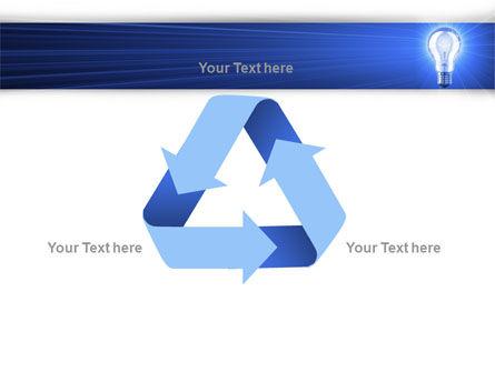 Great Idea PowerPoint Template Slide 10