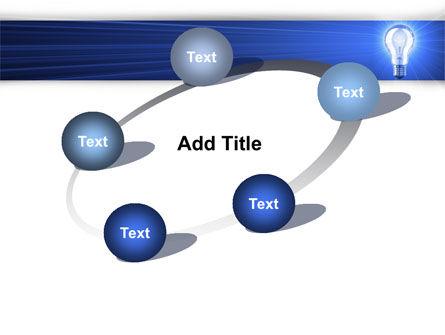 Great Idea PowerPoint Template Slide 14