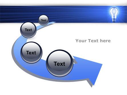 Great Idea PowerPoint Template Slide 6