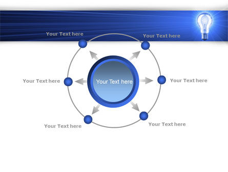 Great Idea PowerPoint Template Slide 7