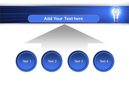 Great Idea PowerPoint Template Slide 8