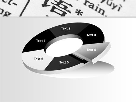 Chinese Script PowerPoint Template Slide 19