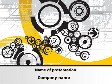 Mechanisms PowerPoint Template