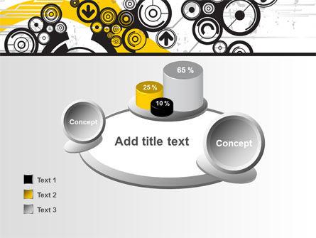 Mechanisms PowerPoint Template Slide 16