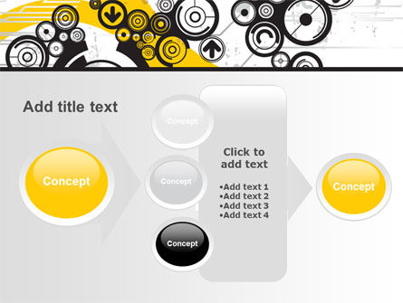 Mechanisms PowerPoint Template Slide 17