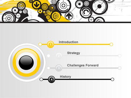 Mechanisms PowerPoint Template Slide 3