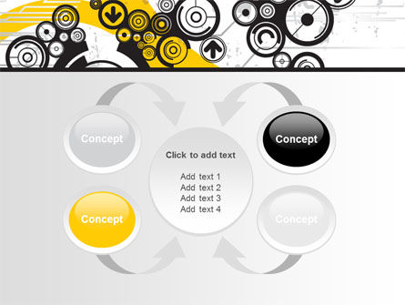 Mechanisms PowerPoint Template Slide 6