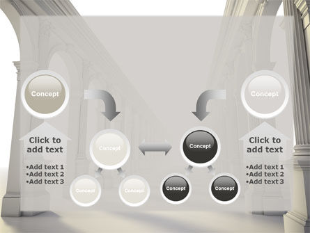 Enfilade PowerPoint Template Slide 19
