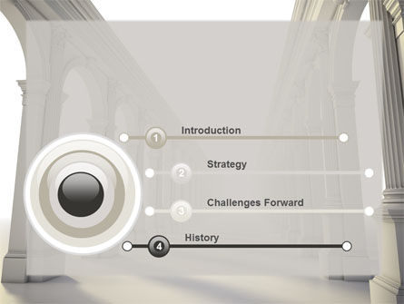 Enfilade PowerPoint Template Slide 3