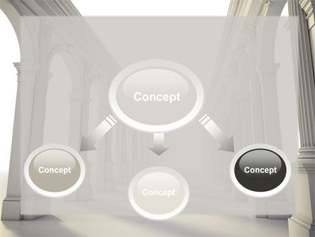 Enfilade PowerPoint Template Slide 4