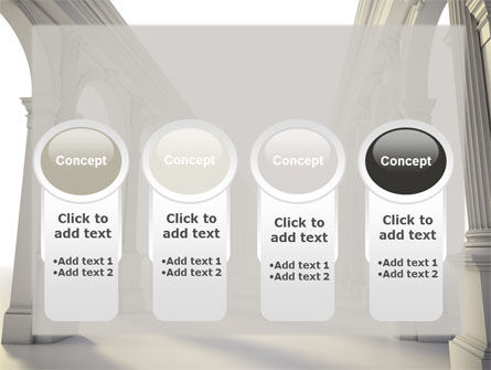 Enfilade PowerPoint Template Slide 5