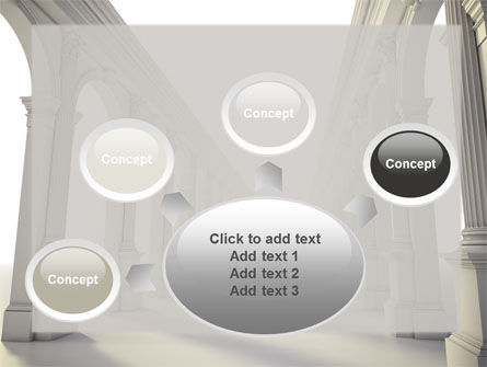 Enfilade PowerPoint Template Slide 7