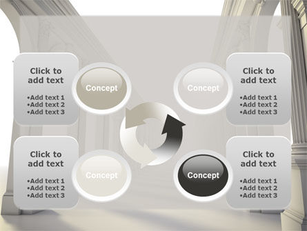 Enfilade PowerPoint Template Slide 9