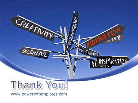 Improving Motivation PowerPoint Template Slide 20