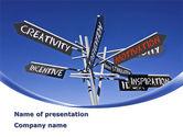 Consulting: モチベーション向上 - PowerPointテンプレート #09257