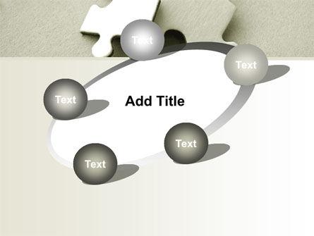 Puzzle Pieces PowerPoint Template Slide 14