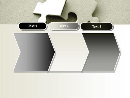 Puzzle Pieces PowerPoint Template Slide 16