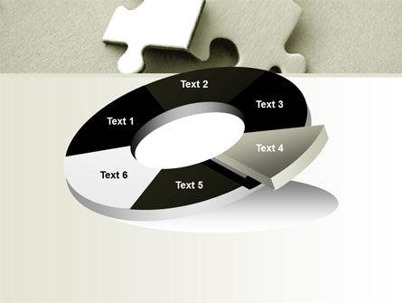 Puzzle Pieces PowerPoint Template Slide 19