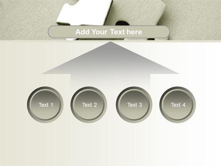 Puzzle Pieces PowerPoint Template Slide 8