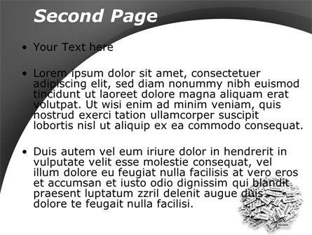 Linguistics PowerPoint Template Slide 2
