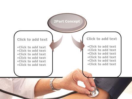 Hemodynamometry PowerPoint Template Slide 4