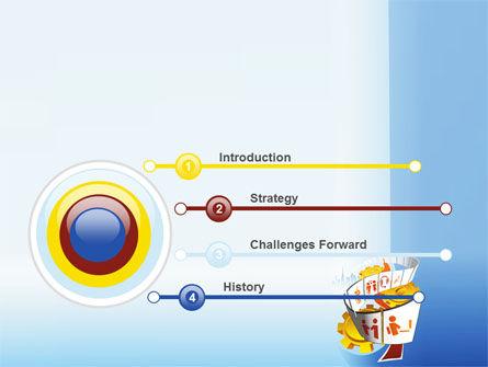 Lifestyle PowerPoint Template, Slide 3, 09264, Careers/Industry — PoweredTemplate.com