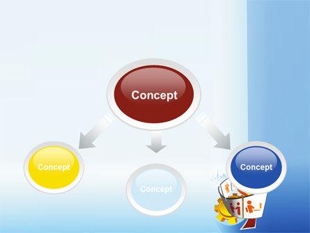 Lifestyle PowerPoint Template, Slide 4, 09264, Careers/Industry — PoweredTemplate.com