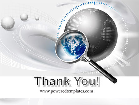 Global Search PowerPoint Template Slide 20