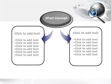 Global Search PowerPoint Template, Slide 4, 09265, Global — PoweredTemplate.com