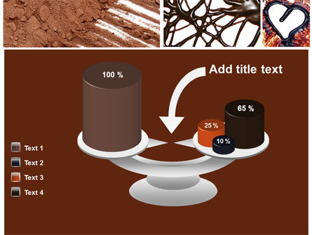 Chocolate PowerPoint Template Slide 10