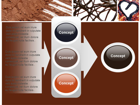 Chocolate PowerPoint Template Slide 11