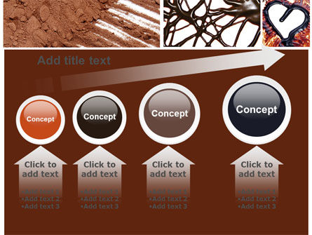 Chocolate PowerPoint Template Slide 13