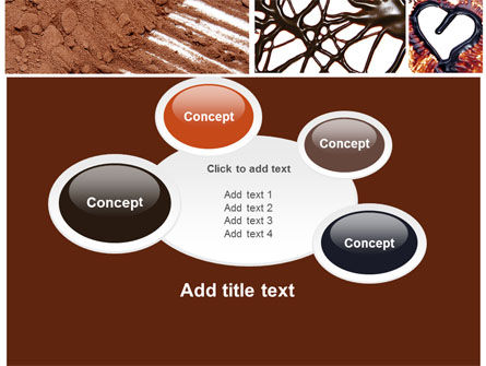 Chocolate PowerPoint Template Slide 16