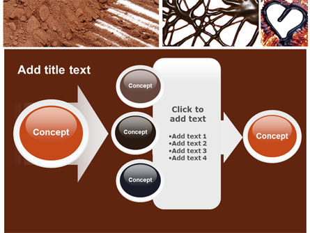 Chocolate PowerPoint Template Slide 17
