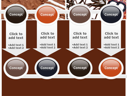 Chocolate PowerPoint Template Slide 18