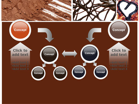 Chocolate PowerPoint Template Slide 19