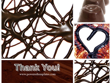 Chocolate PowerPoint Template Slide 20