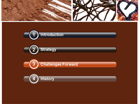 Chocolate PowerPoint Template Slide 3