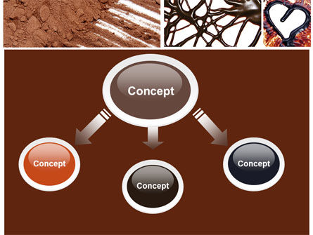 Chocolate PowerPoint Template Slide 4