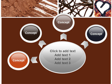Chocolate PowerPoint Template Slide 7