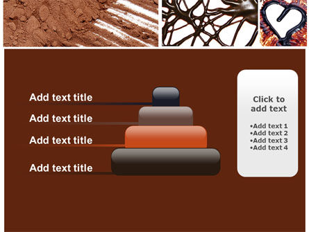 Chocolate PowerPoint Template Slide 8